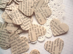 Pride and Prejudice Hearts